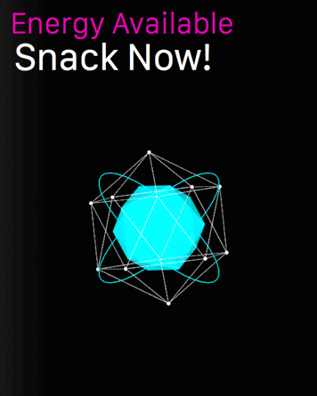 Aiko Apple Watch - Feeding Game